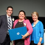 CCC's Johnson inducted into Ithaca College Hall of Fame