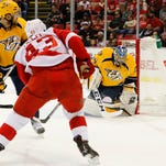 Pekka Rinne remains strong in Predators' losing streak