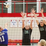 Providence, Floyd Central advance to sectional title