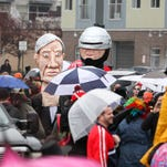 Marche du Nain Rouge ushers in spring in Detroit — a little weirdly