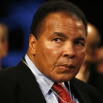 Ken Burns is making film on Muhammad Ali