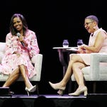 Fort Collins students introduce Michelle Obama at Denver event