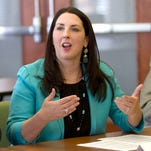 From state GOP chair to RNC chair — a 67,000-mile journey for Ronna Romney McDaniel