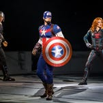 Weekend events include superheroes, museums, plays