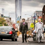 """This image released by Sony Pictures Classics shows Alfred Molina, left, and John Lithgow in a scene from """"Love Is Strange."""""""