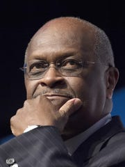 Trump says Herman Cain withdraws from consideration for Fed seat amid focus on past allegations.