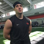 Oregon State's Ryan Nall impresses at Beavers' Pro Day