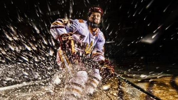 ASU hockey lost 5-1 at Wisconsin on Friday, falling to 3-5 in its first NCAA Division I season.