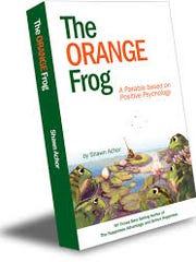 """""""The Orange Frog"""""""