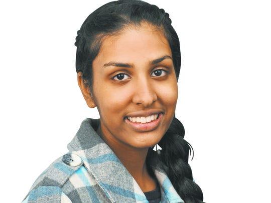Sobana Balasubramanian, Verge columnist.