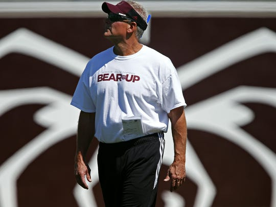 Missouri State University head football coach Dave