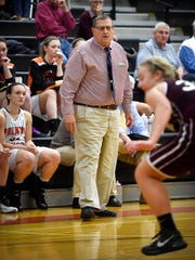 Ron Berman, who tendered his resignation as Palmyra's girls basketball coach on Monday, was both beloved and respected by his players.