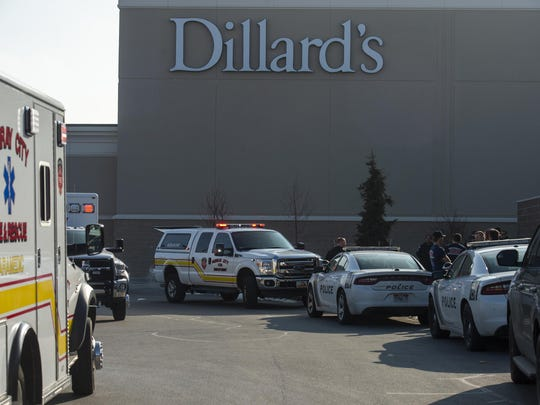 Mall Shooting Utah