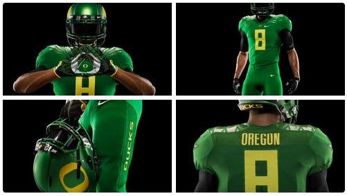 Ducks uniform preview