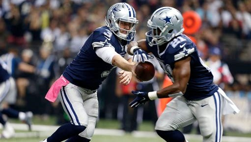Former Dallas running back Joseph Randle has been suspended for 4 games.