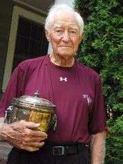 Glen Ridge Olympic gold medalist Horace Ashenfelter,