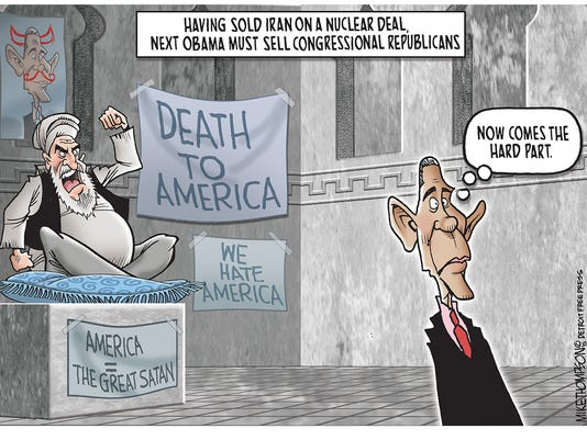 Obama's nuclear agreement with Iran
