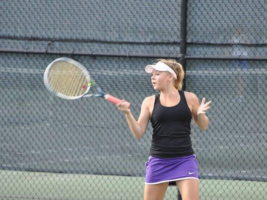 Landstrom Ike tennis