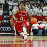 Point guard Yogi Ferrell is one of many 3-point threats for Indiana.
