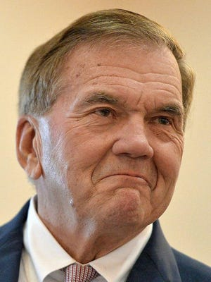 Former Pennsylvania Gov. and secretary of the U.S. Department of Homeland Security Tom Ridge.
