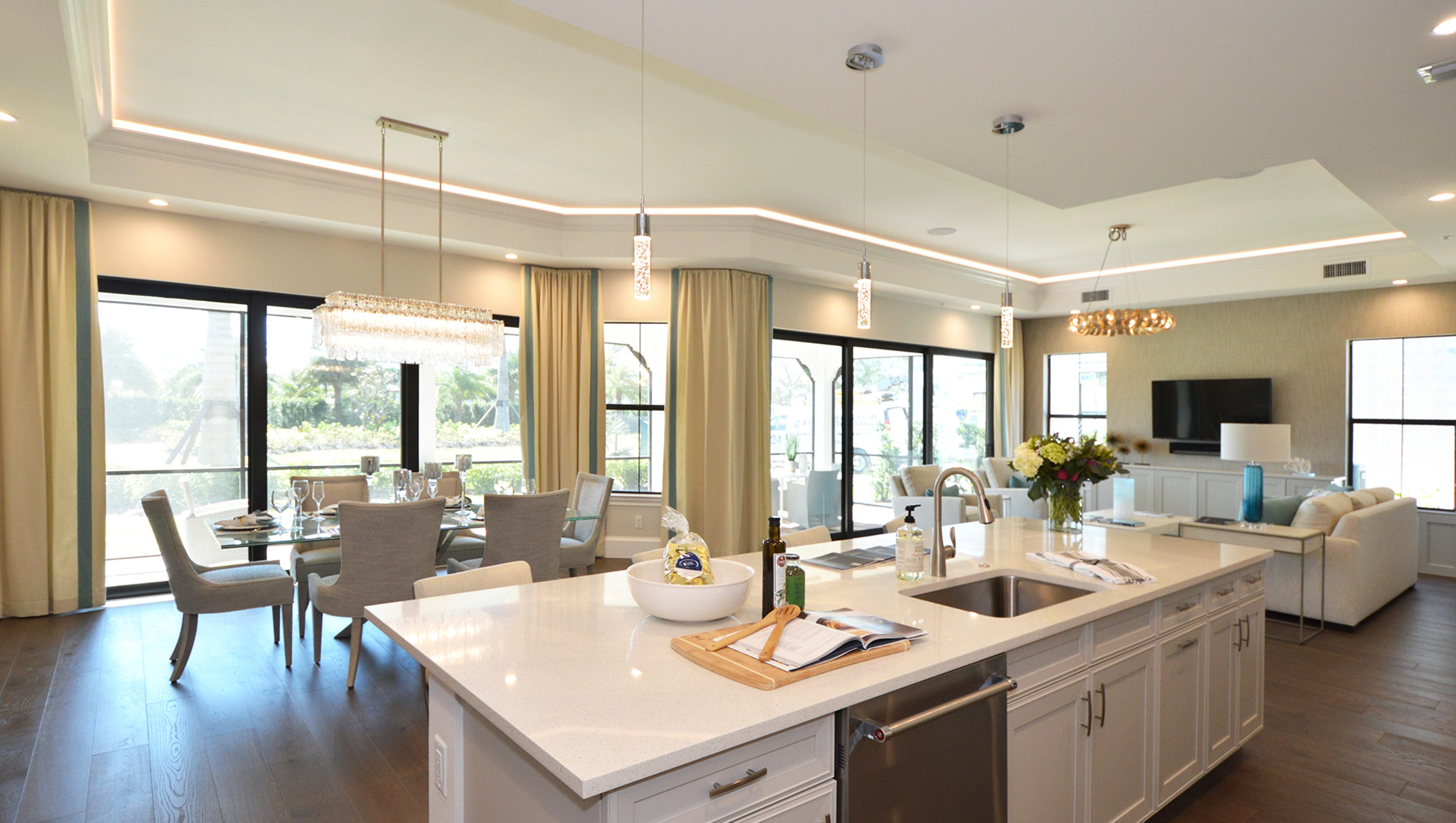 FrontDoor Communities\' Coach Homes available in Corsica at Talis Park