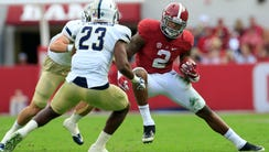 Derrick Henry and Alabama shook off an early loss to
