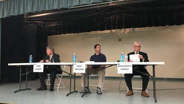Simi-Moorpark supervisor candidates face off over district's future