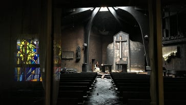 Chapel fire at Mary Help of Christians in North Haledon relocates graduation ceremony