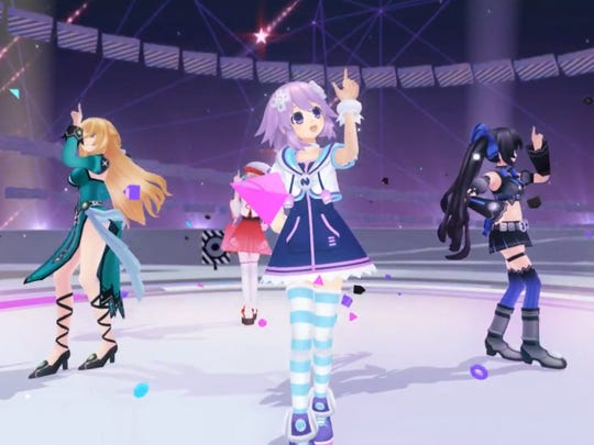 Take your client to the top of the idol rankings in Hyperdimension Neptunia PP.