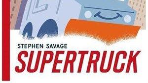 """""""Supertruck"""" by Stephen Savage"""