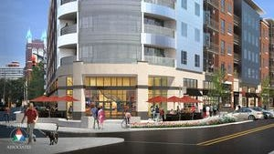 Montage on Mass will add 37,000 square feet of retail to Mass Ave. in Indianapolis.