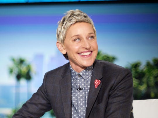 """""""People I've confided in about this (abuse) before say, 'Oh, that's why you're a lesbian,' """" DeGeneres told Letterman. """"But I was a lesbian way before that."""""""