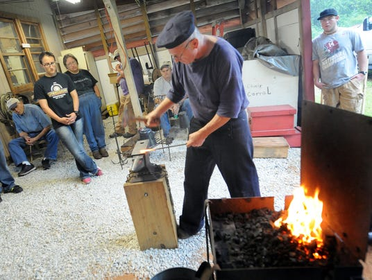 AP Blacksmithing Alabama