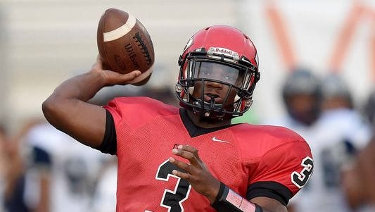 Clinton's Cam Akers, the No. 1 junior in the state, hopes to continue the Arrow's success from the 2014 football season.