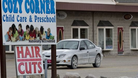 A state investigation has found 18 violations at The Cozy Corner Child Care Center, 4819 Lapeer Road in Kimball Township.