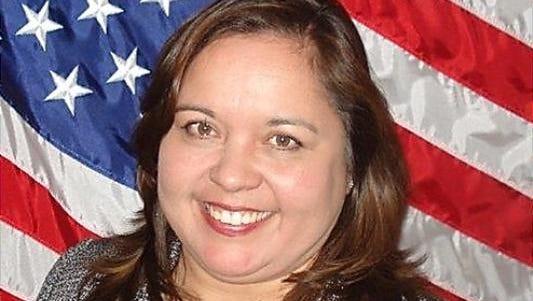 Fernley city manager Daphne Hooper.