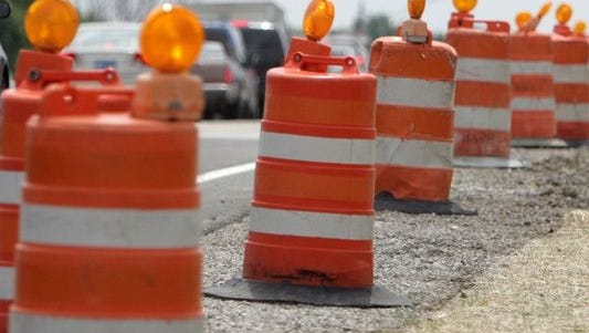 Closures on Hagadorn and Harrison roads in East Lansing have been extended to July 29,