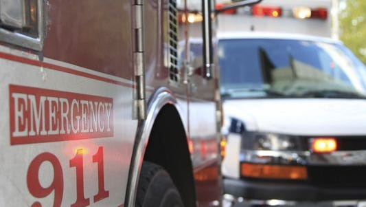Two people were airlifted to Indianapolis trauma centers after a crash Friday on U.S. 231 south of Crawfordsville.