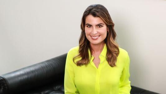 Vanessa Ruiz, Channel 12 anchor.