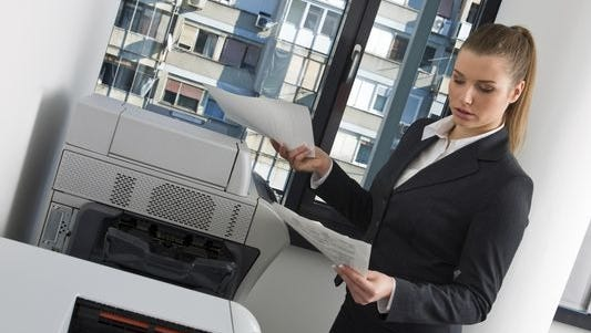 Is your printer tracking you? Some color laser printers can.