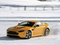 Aston Martin Event