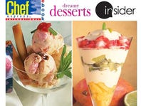 JULY E-BOOK: Dreamy Desserts