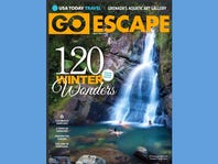USA TODAY'S Go Escape Winter Magazine