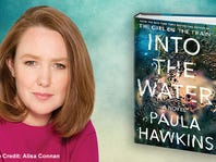#BookmarkThis with 'Girl on The Train' Author, Paula Hawkins