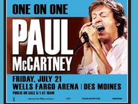 Win 2 tickets to Paul McCartney