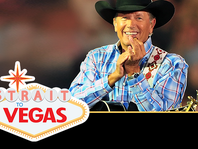 Win a Trip to See George Strait in Las Vegas!