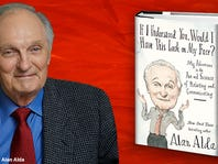 #BookmarkThis live author chat with Alan Alda