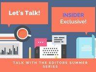 Let's Talk with The Editors: Summer Series