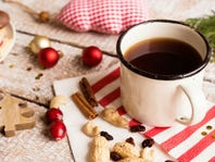 Baby All I Want for Christmas is Coffee