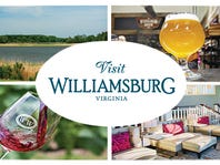 Win a Trip to Explore Williamsburg, VA.